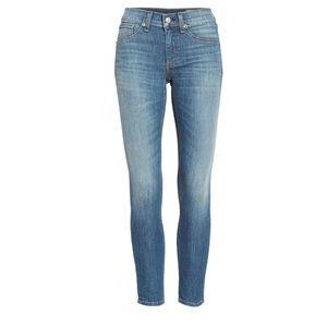 Rag & bone Crop Skinny Jean